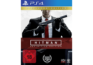 Hitman - Definitve Edition - Steelbook Edition [PlayStation 4]