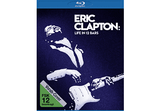 Eric Clapton: A Life in 12 Bars - (Blu-ray)