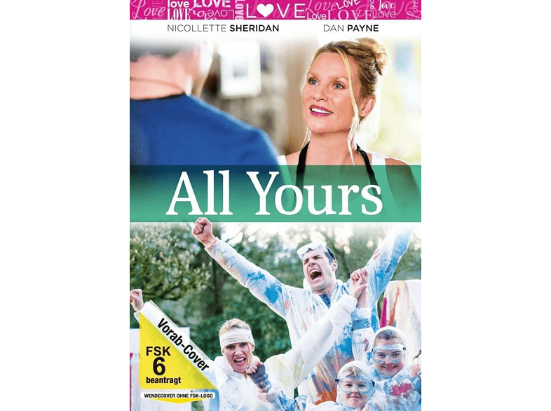 All Yours [DVD]