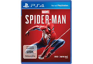 Marvel Spider-Man - PlayStation 4