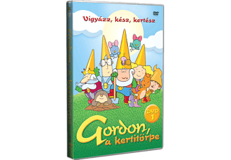 Gordon a kertitörpe (DVD)