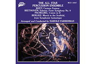 The All Star Percussion Ensemble - The All Star Percussion Ensemble [CD]