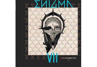 Enigma - Seven Lives Many Faces (Coloured Light Blue 180g) - (Vinyl)