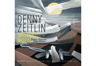 Denny Zeitlin - Wishing On The Moon-Live At Dizzy's - (CD)