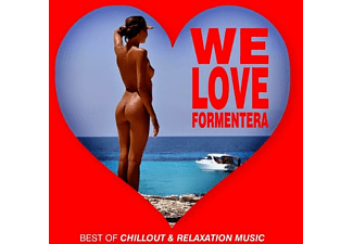 Various - We Love Formentera - (CD)