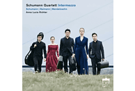 Anna Lucia Richter, Schumann Quartett - Intermezzo [CD]