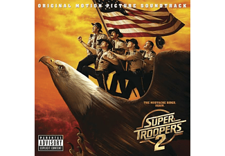 VARIOUS - Super Troopers 2 (Ost) - (CD)