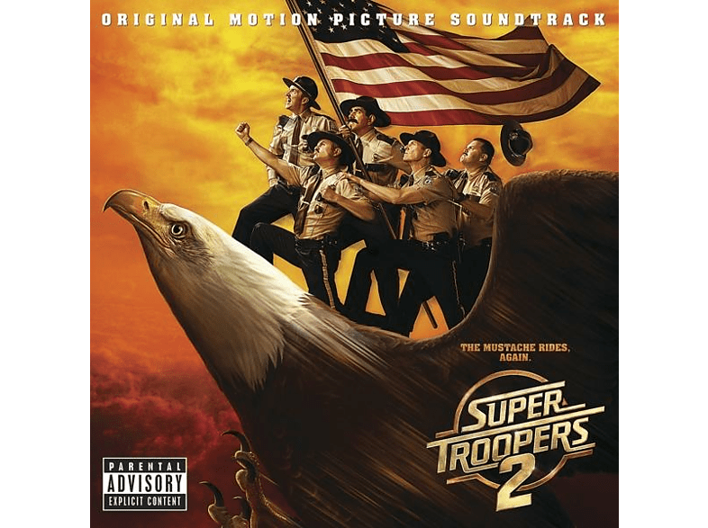 VARIOUS - Super Troopers 2 (Ost) [CD]