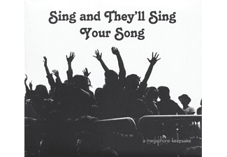 VARIOUS - Sing And They'll Sing Your Song - (CD)