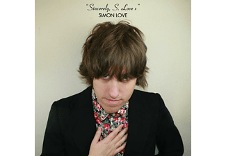 Simon Love - Sincerley,S.Love x - (LP + Bonus-CD)