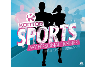 VARIOUS - Kontor Sports-Triple Sports Edition - (CD)