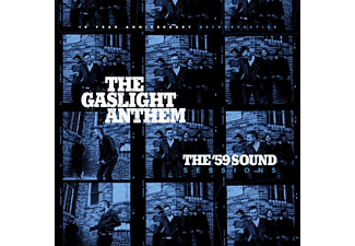 The Gaslight Anthem - The '59 Sound Sessions (Deluxe Photobook LP) - (LP + Download)