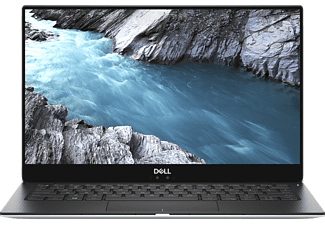 DELL XPS 13 9370, Notebook mit 13.3 Zoll Display, Core™ i7 Prozessor, 16 GB RAM, 512 GB SSD, HD Grafik 620, Platin Silber