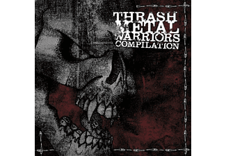 VARIOUS - Thrash Metal Warriors Compilation - (CD)