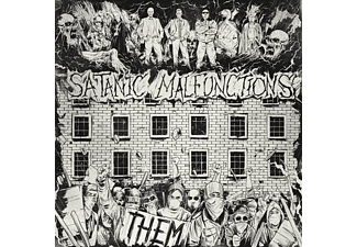 Satanic Malfunctions - Them - (CD)