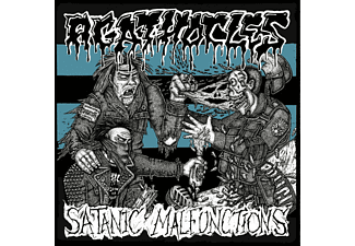 Agathocles, Satanic Malfunctions - Agathocles / Satanic Malfunctions - (CD)