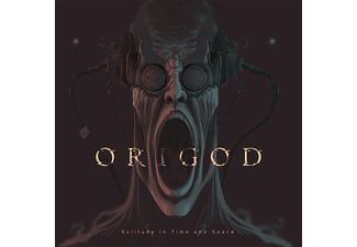 Origod - Solitude In Time And Space - (CD)