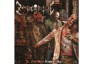 Zombie Ritual - Zombies From Tokyo - (CD)