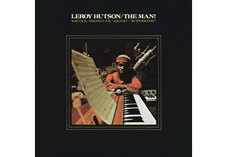 Leroy Hutson - The Man! - (Vinyl)