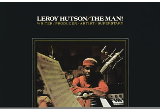 Leroy Hutson - The Man! - (CD)