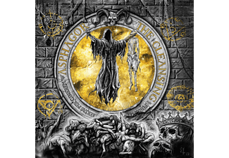 Asphagor - The Cleansing [CD]