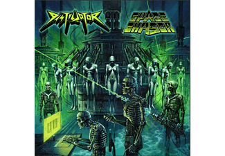 Space Chaser, Distillator - Split - (CD)