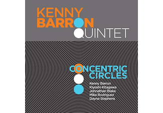 Kenny Barron Quintet - Concentric Circles - (CD)