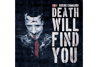 Suicide Commando - Death Will Find You (Limited Edition) - (CD)