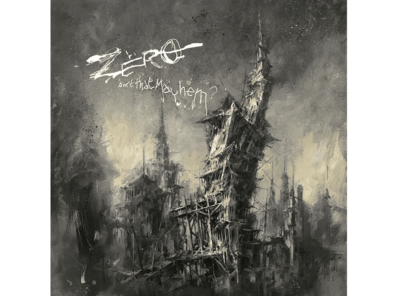 Zero - Ain't That Mayhem? [LP + Download]