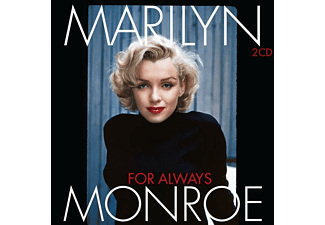 Marilyn Monroe - For Always - (CD)