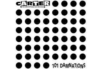 Carter The Unstoppable Sex Machine - 101 Damnations - (CD)