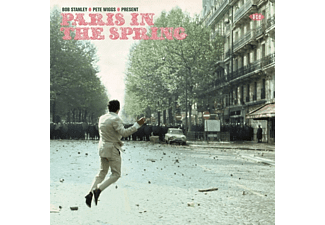 VARIOUS - Paris In The Spring - (CD)