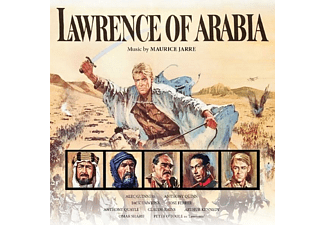 Maurice Jarre - Lawrence Of Arabia - (CD)