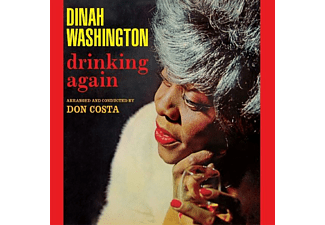 Dinah Washington - Drinking Again - (CD)