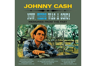 Johnny Cash - Now There Was A Song - (CD)