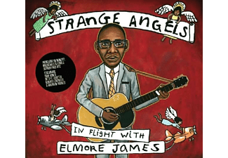 ELMORE.=TRIB= James - Strange Angels - (Vinyl)