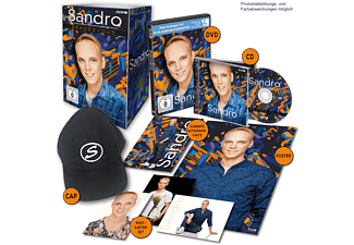Sandro - Rendezvous (Limited Fanbox) - (CD + DVD Video)