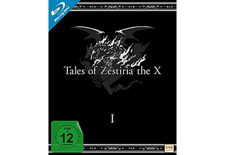 Tales of Zestiria - The X - Staffel 1 - (Blu-ray)