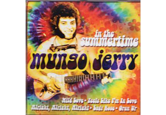 Mungo Jerry - In the Summertime - (CD)