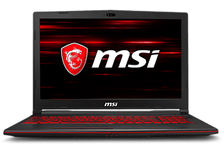 MSI PC portable gamer GL63 8RE Intel Core i7-8750H (GL63 8RE-842BE)