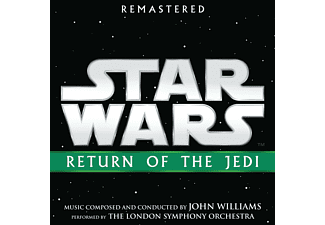 The London Symphony Orchestra - Star Wars: Return Of The Jedi (Csillagok háborúja: A Jedi visszatér) (CD)
