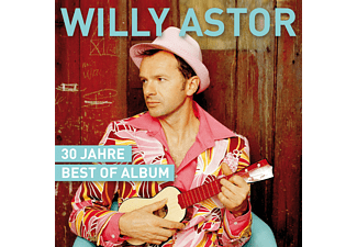 Willy Astor - 30 Jahre - Best Of Album - (CD)