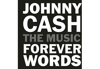 VARIOUS - Johnny Cash: Forever Words - (CD)