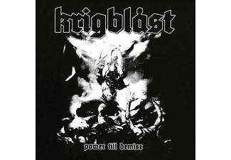 Krigblast - Power Till Demise - (CD)