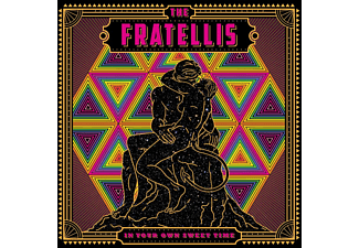 The  Fratellis - In Your Own Sweet Time Orange (Vinyl LP (nagylemez))