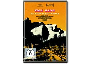 The King - Unterwegs mit Elvis - (DVD)
