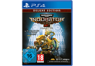 Warhammer 40.000: Inquisitor - Martyr (Deluxe Edition) - PlayStation 4