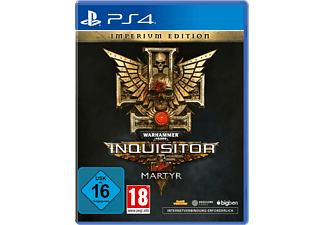 Warhammer 40.000: Inquisitor - Martyr (Imperium Edition) - PlayStation 4