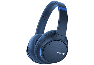 Auriculares inalámbricos - Sony WH-CH700N, Bluetooth, Noise Cancelling, 40 mm, DSEE, Micrófono,