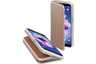 HAMA Curve , Bookcover, Huawei, P Smart, Polyurethan/Thermoplastisches Polyurethan, Rosegold